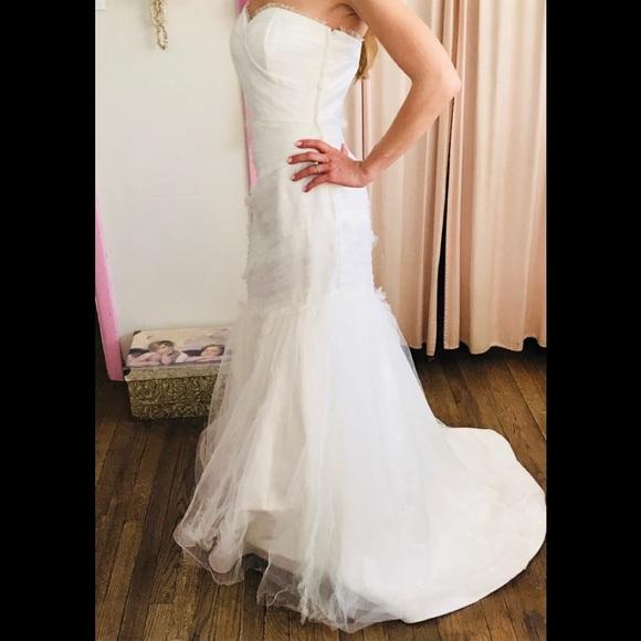 White House Black Market Dresses Wedding Dress Poshmark